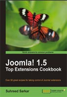 Joomla! 1.5 Top Extensions Cookbook
