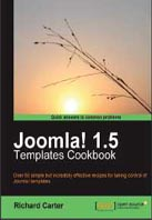 Joomla! 1.5 Templates cookbook.